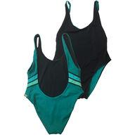 Imsy Women's Sage Swimsuit, One-Piece