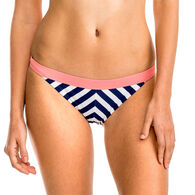Southern Tide Women's Retreat Chevron Bikini Bottom