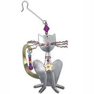 Pilgrim Imports Sly Cat Ornament