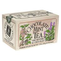 Metropolitan Chocolate Mint Tea Soft Wood Chest, 25-Bag