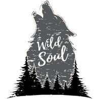 Sticker Cabana Wild Soul Sticker