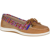 Sperry Women's Firefish Caribbean Stripe Boat Shoe