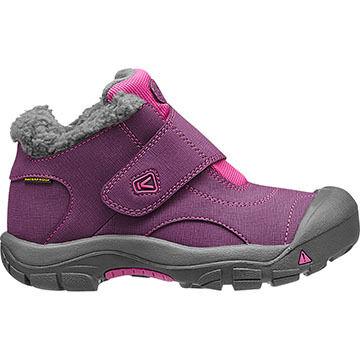 Keen Boys' & Girls' Kootenay Waterproof Winter Boot
