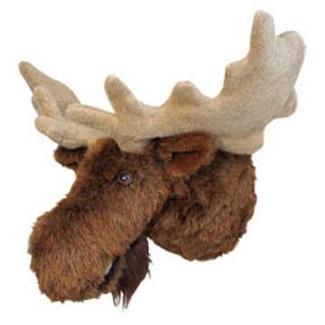Fairgame Wildlife Trophies Jack Moose Shoulder Mount
