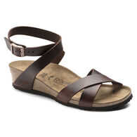 Birkenstock Women's Lola Natural Leather Sandal
