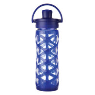 Lifefactory 16 oz. Glass Bottle w/ Active Cap & Silicone Sleeve