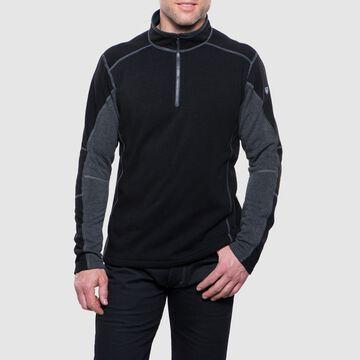 Kuhl Mens Revel 1/4-Zip Long-Sleeve Shirt