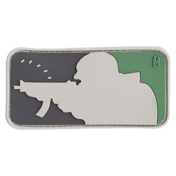 Maxpedition Major League Shooter PVC Morale Patch
