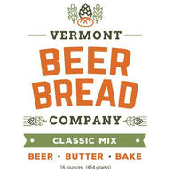 Halladay's Harvest Barn Vermont Beer Bread Company Classic Beer Bread Mix