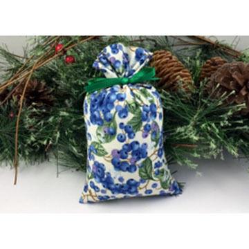 Moosehead Balsam Fir Maine Blueberry White Bag