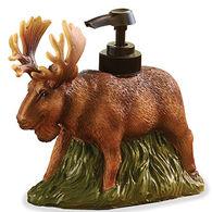 Park Designs Moose Soap Dispenser