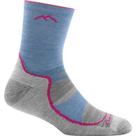 Darn Tough Vermont Girl's Light Hiker Micro Crew Light Cushion Sock