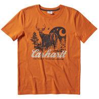 Carhartt Boy's Outdoor Graphic Short-Sleeve T-Shirt