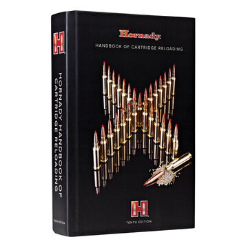 Hornady 10th Edition Cartridge Reloading Handbook