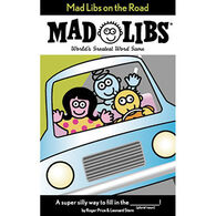 Mad Libs on the Road by Roger Price & Leonard Stern