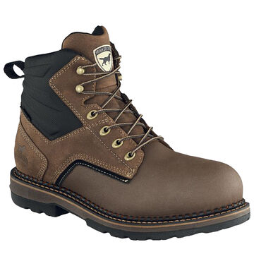 Irish Setter Mens Ramsey 2.0 6 Waterproof Leather Safety Toe Work Boot