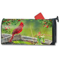 MailWraps Cardinal Lookout Mailbox Cover