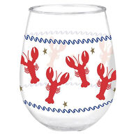 Cape Shore Maine Lobster Wine Tumbler