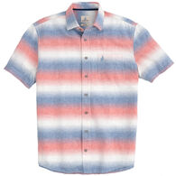 johnnie-O Men's Donnie Hangin Out Button-Down Short-Sleeve Shirt