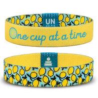 Unselfie Women's One Cup Lemonade Wrist Band