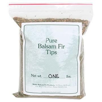 Maine Balsam Fir Balsam Fir Tips, 1 lb.