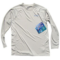 Bimini Bay Men's Cabo Crew III Long-Sleeve Shirt w/Bloodguard