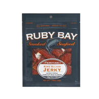 Ruby Bay Teriyaki Salmon Jerky, 1.25 oz