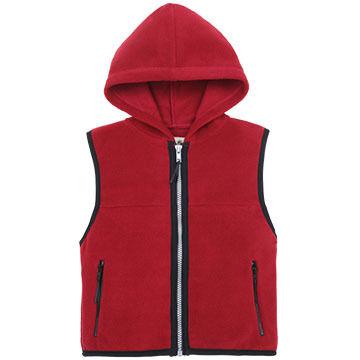 South Bay Infant/Toddler Fleece Vest