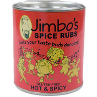New England Cupboard Hot & Spicy Spice Rub, 6.5 oz.