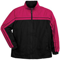 Kenpo Women's i5 Two-Tone Nylon Smart Jacket