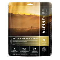 AlpineAire Spicy Chicken Curry - 2 Servings