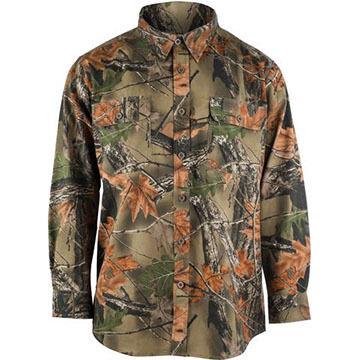 Trail Crest Mens Boys & Girls Carson Hunting Shirt