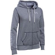 Under Armour Women's Favorite Fleece Full Zip Jacket
