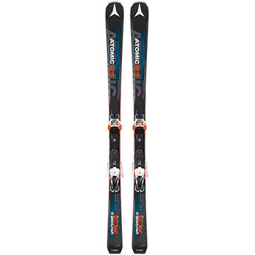 Atomic Men's Vantage X 80 CTI Alpine Ski w/ Warden 13 MNC DT Binding