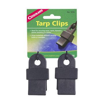 Coghlans Tarp Clip - 2 Pk.