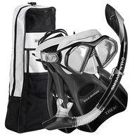 U.S. Divers Admiral LX + Island Dry LX + Trek Snorkel Set