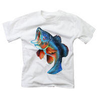 Wes And Willy Boy's Fish Short-Sleeve T-Shirt