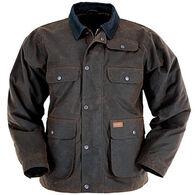 Outback Trading Men's Overlander Oilskin Jacket