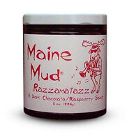 Maine Mud Razzamatazz Dark Chocolate Sauce - 4 oz.