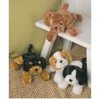Mary Meyer Pesky Pups Plush Stuffed Animal
