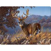 Rivers Edge Deer Cutting Board