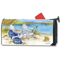 MailWraps Waterside Mailbox Cover