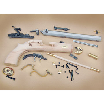 Traditions Trapper 50 Cal. Percussion Pistol Kit