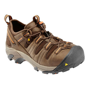 Keen Mens Atlanta Steel Toe Safety Shoe
