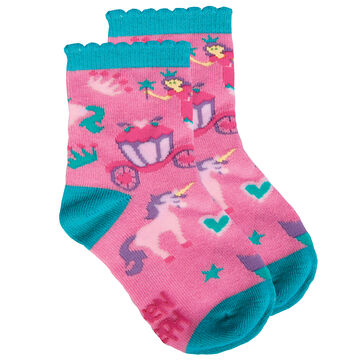 Stephen Joseph Toddler Princess Sock