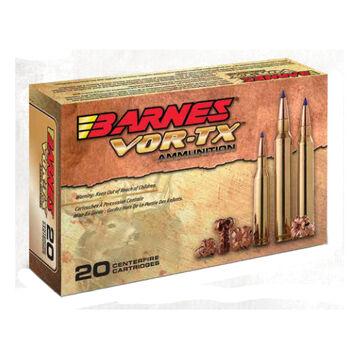 Barnes VOR-TX 5.56x45mm 62 Grain TSX BT Rifle Ammo (20)