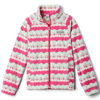 Columbia Infant/Toddler Girl's Benton Springs II Printed Fleece Jacket
