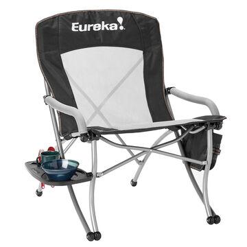 Eureka Curvy Chair w/ Side Table