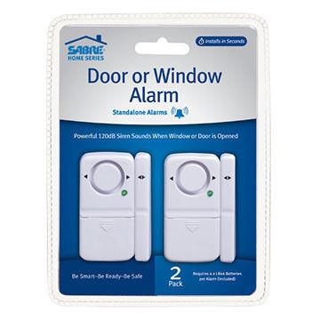 Sabre Door or Window Alarm - 2 Pk.