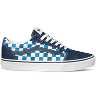 Vans Men's Ward Checkerboard Canvas Sneaker
